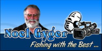 "Noel Gyger Fishing with the ""best"" Podcast"