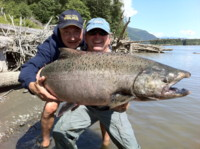 Contact Noel Gyger at 250-635-2568 or noel@noelgyger.ca for info how to book the guide to catch a fish like this
