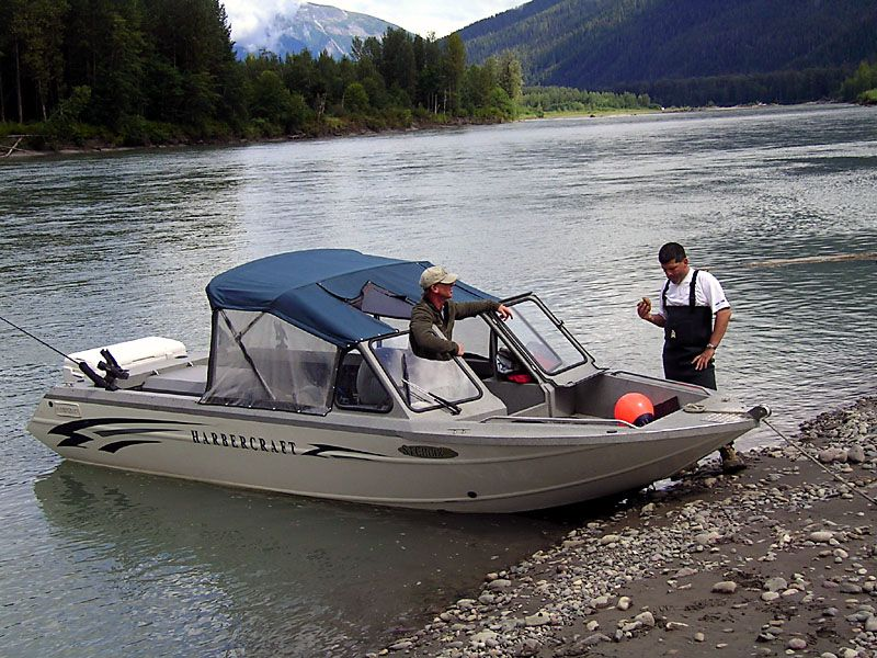 Special guided trips weekly fishing report guided for Fishing jet boat