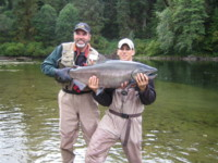 Chinook King Salmon