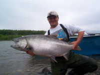Kitimat River Chinook Salmon