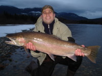 Francis Timmons Kitimat River Steelhead