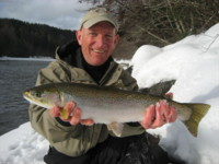 Contact Noel Gyger noel@noelgyger.ca for more info to book a guided fishing trip with Andrew Rushton
