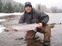 Spey Fly Fishing Winter Steelhead