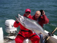 Gill McKean Pacific Ocean Chinook King Salmon